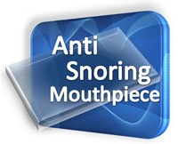 anti snoring mouthpiece logo