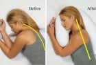 prevent snoring anti snore pillow head neck spine alignment