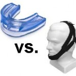 What's better, a snoring mouthpiece or an anti-snoring chin strap?