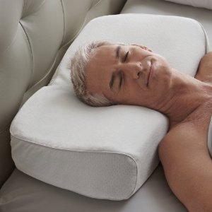 Brookstone Anti-Snore Pillow Review