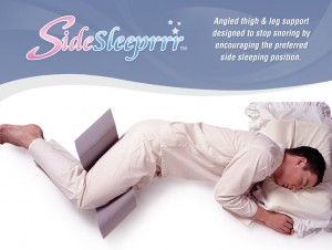 Will an Anti Snoring Pillow Work if I Sleep On My Side, Snoring Solutions.jpg