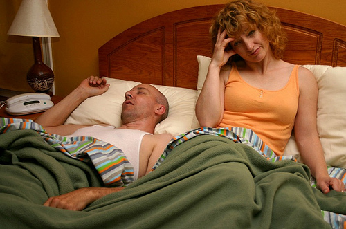Exercises as Snoring Solutions