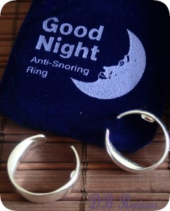Good Night Anti Snoring Ring